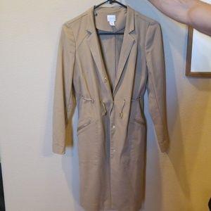 Spring trenchcoat jacket